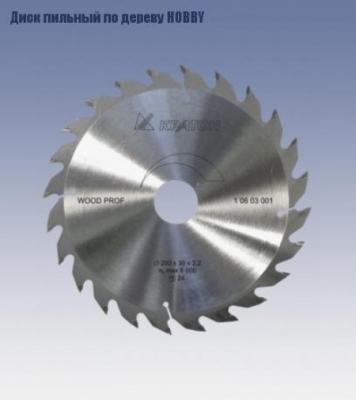 Диск пильный п/дер 190х30х40Т 'Кратон'