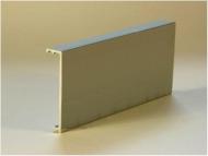Алюминиевый профиль СТ 1-02 серебро мат. 3м