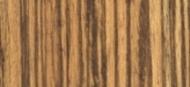 Вставка в отбортовку зебрано малавийское 3253/м
