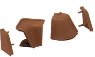 Комплект к обортовке 'Volpato' /коричневый/