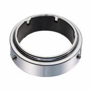 Крепёжное кольцо D50мм хром