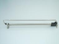 Вешалка выдвижная 350 мм хром