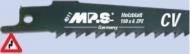 Полотно для сабел.пилы 150х130х4,2-6з/д MPS4011-5