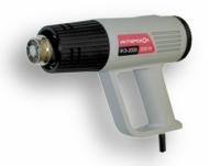Фен электрический ФЭ 2000, 60-600С, 300-500л/мин ИНТЕРСКОЛ