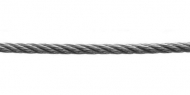 Трос DIN 3055 8мм 6х7+FC