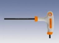 Ключ 6-гран. Т-образный  4мм  'INDUSTRIAL'