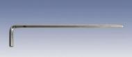 Ключ 6-гран. удлиненный  5мм  'INDUSTRIAL'