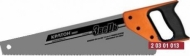 Ножовка 400 мм 'КРАТОН' 2-х гран.зуб.шаг 5