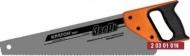 Ножовка 400 мм 'КРАТОН' шаг 7мм 2-х гран. закал.зуб