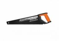 Ножовка 450 мм 'КРАТОН' шаг 2,5мм 3-х гран. закал.зуб.тефл.покр